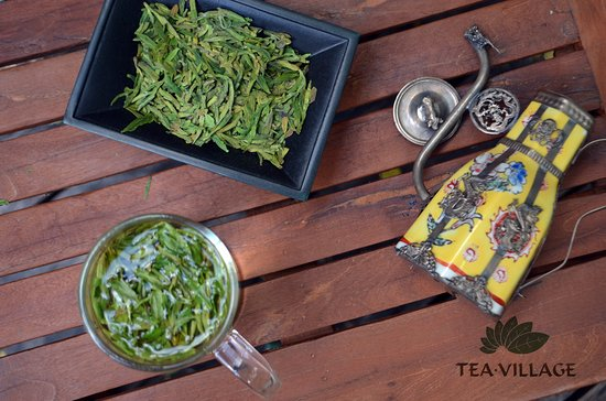 Bang Lamung, Tailandia: Dragon Well Tea