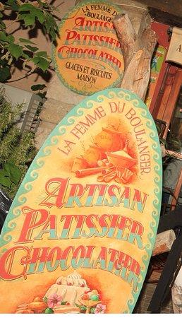 Le Castellet, Francia: Fachada!