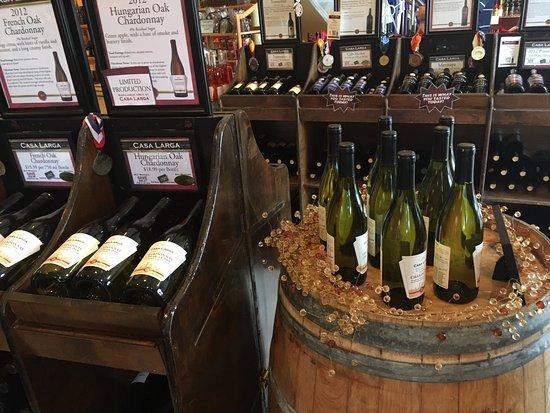Casa Larga Vineyards: a bottle a day keeps a doctor away!