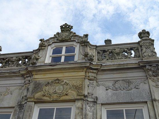Rijksmonument Snouck van Loosenhuis uit 1742