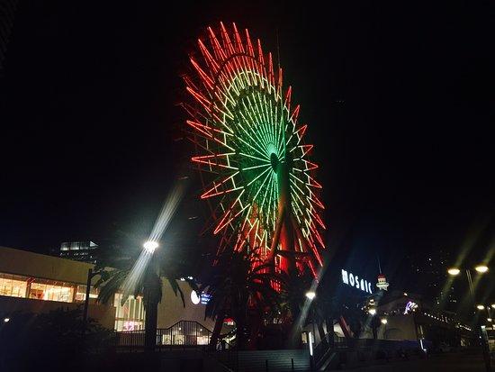Kobe, Japonia: 모자이크 관람차