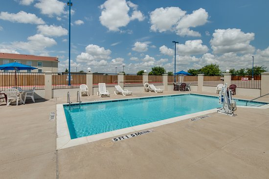 Motel 6 Cleburne: Pool