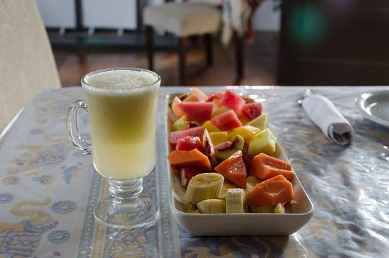 Santa Cruz de Leon Cortes, Costa Rica: Pre Breakfast