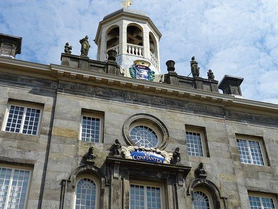 Stadhuis van Enkhuizen uit 1688