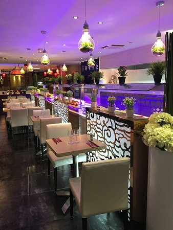 Restaurant Grillad'oc : salle