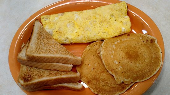 Hopkinton, MA: Ham and Cheese Omelette