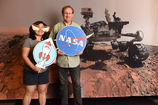 Jet Propulsion Laboratory: More photo opps