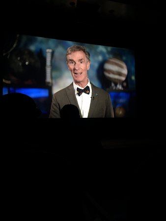 Jet Propulsion Laboratory: Movie with Bill Nye the science guy!