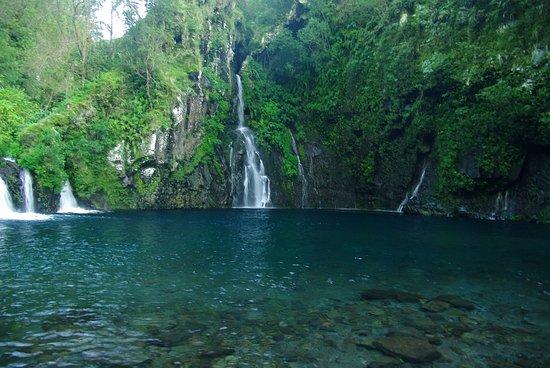 Saint-Joseph, La Reunion: le bassin