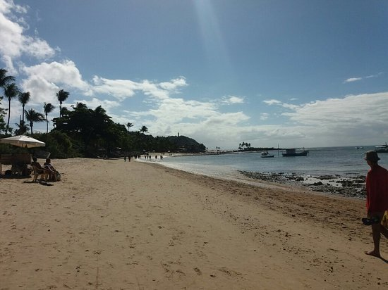 Segunda Praia Beach: 20160710_134548_large.jpg
