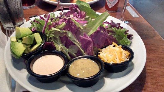 Burleson, Teksas: Salad