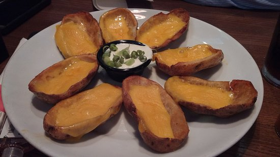 Burleson, TX: Potatoes skins