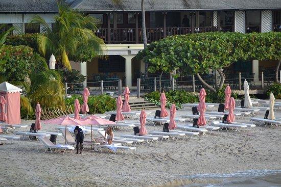 Cap Estate, St. Lucia: The Beach