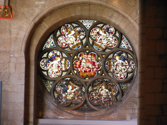 Tewkesbury Abbey Picture