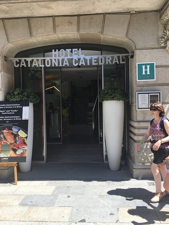 كاتالونيا كاتيدرال هوتل: photo0.jpg