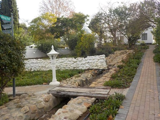 De Opstal Country Lodge: Some of the grounds