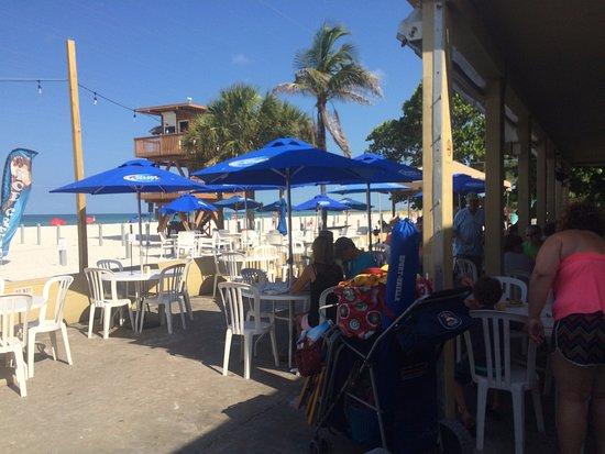 Beach Cafe Anna Matia Island Florida