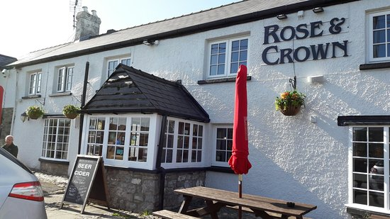 Rose and Crown Public House: 20160710_173048_large.jpg