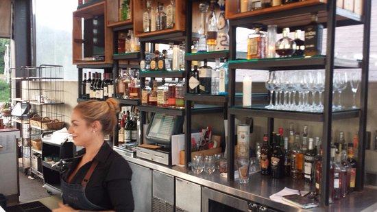 Del Mar, CA: Roof Top Bar Room Bar