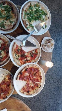 Del Mar, CA: Pizza