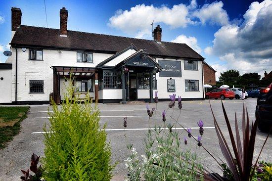 Uttoxeter, UK: Bramshall Inn