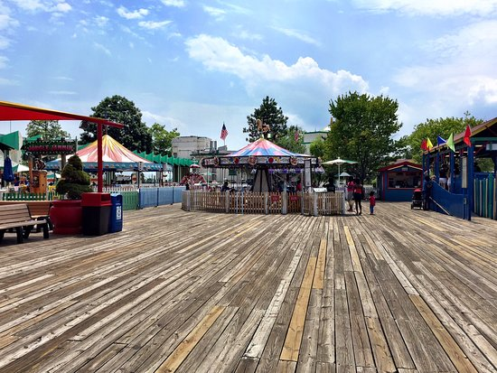 Rye Playland, NY