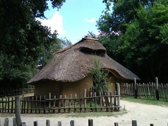 Le Village Gaulois, L'Archeosite