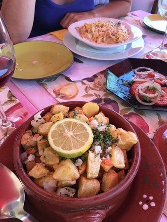 A Barquinha: Marmite de porc aux palourdes (pour une personne ....) !!