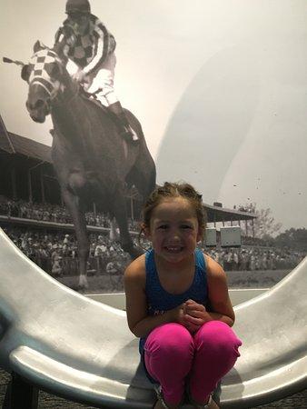 Kentucky Derby Museum: World's Largest Horseshoe