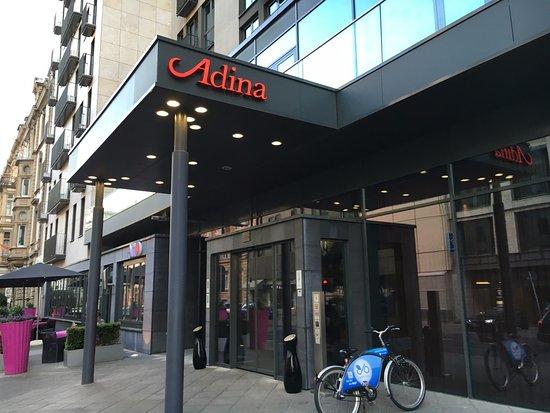 Adina Picture Of Adina Apartment Hotel Frankfurt Neue Oper Tripadvisor