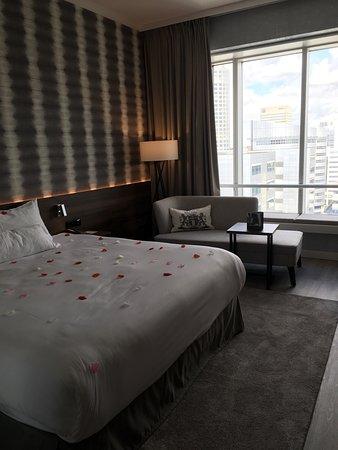 Rotterdam Marriott Hotel: Bedroom