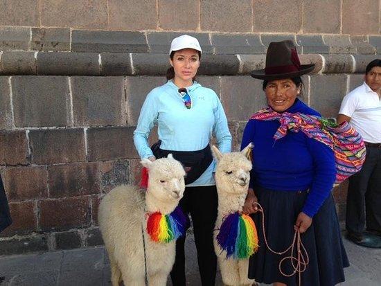 Hostal Quipu Cusco: Alrededores del hotel