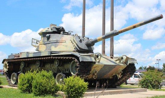 Saint Robert, MO: St. Robert Boulevard Tank