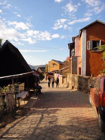 Ambohimanga: The village