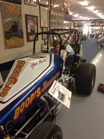 Eastern Museum of Motor Racing: Sprint car
