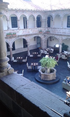 Novotel Cusco : Hall central