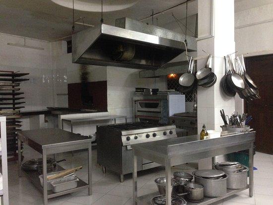KB Karen Blixen: Cucina 1
