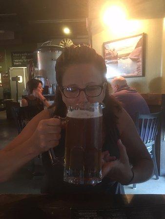 Gilbert, AZ: Birthday Beer!