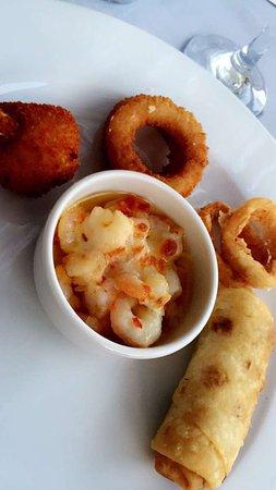 Miracle Resort Hotel: Tasty seafood Restaurant in Miracle Resort