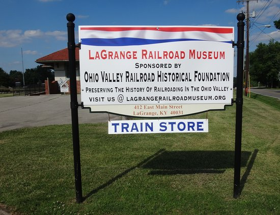 LaGrange Railroad Museum