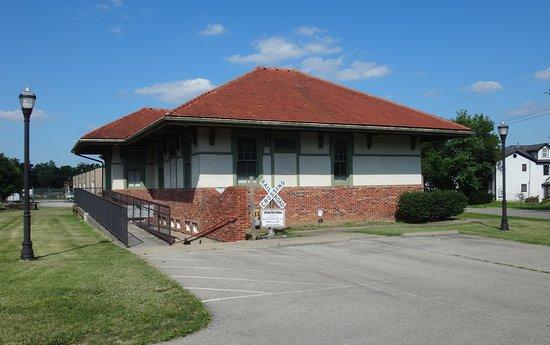 1915 La Grange Train Station/Museum