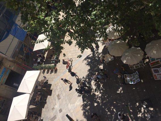 el Jardi: Odadan manzaralar