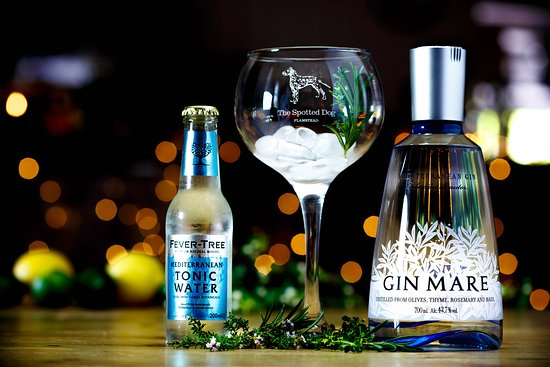 The Spotted Dog: Inn with the Gins