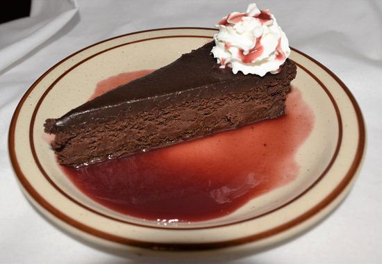 Libby, MT: Chocolate Torte