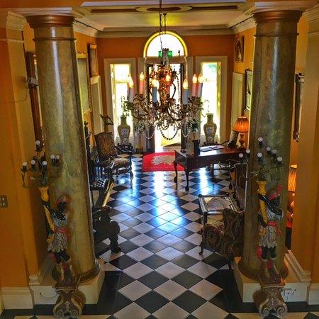Ballyseede Castle: Reception Area