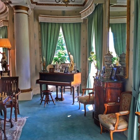 Ballyseede Castle: Music Room