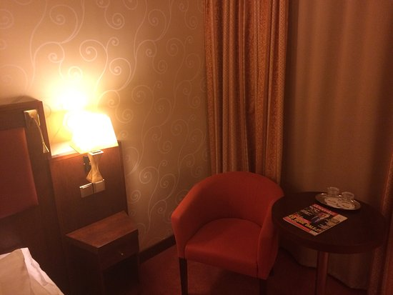 Sliac, สโลวะเกีย: Hotel Kaskady