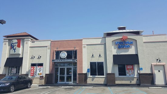 Torrance, CA: Long John Silver's / KFC