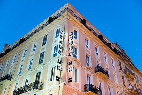 H U00d4tel 64 Nice Hotel  Nizza  Francia   Prezzi 2019 E Recensioni