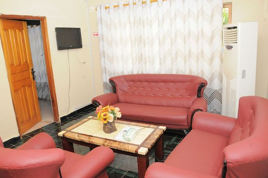 A relaxing moment - Picture of Glamossay Hotel, Sunyani - TripAdvisor